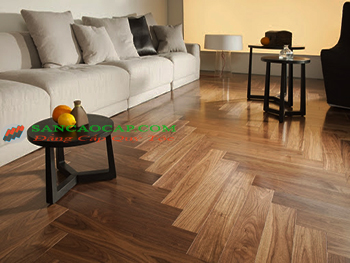 Chia sẻ kinh nghiệm mua sàn gỗ công nghiệp cho người mới tìm hiểu.
