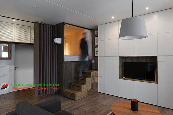 Sàn gỗ Alsafloor