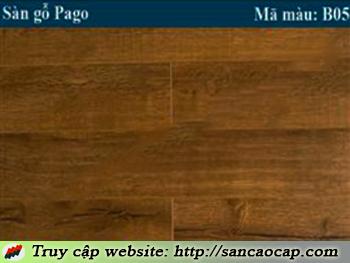 Sàn gỗ Pago B05