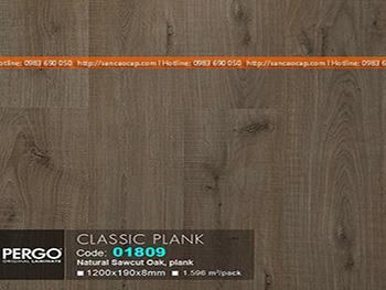 Sàn gỗ Pergo 01809