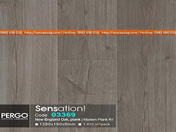 Sàn gỗ Pergo 03368