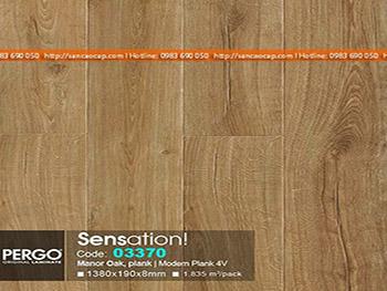 Sàn gỗ Pergo 03370