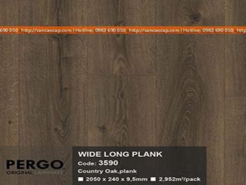 Sàn gỗ Pergo 3590