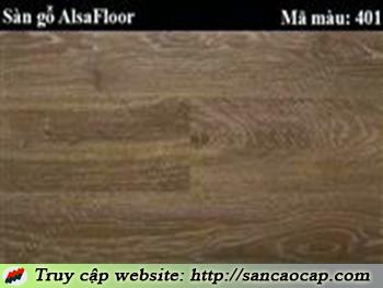 Sàn gỗ Alsafloor 401