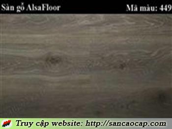 Sàn gỗ Alsafloor 449