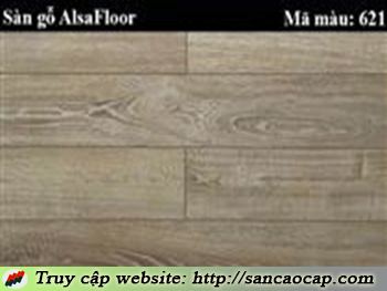 Sàn gỗ Alsafloor 621