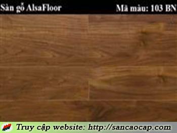 Sàn gỗ Alsafloor 103BN