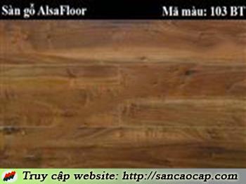 Sàn gỗ Alsafloor 103BT