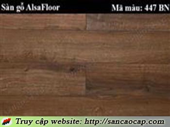 Sàn gỗ Alsafloor 447BN