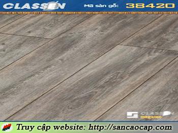 Sàn gỗ Classen 38420
