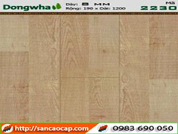 Sàn gỗ Dongwha 2230