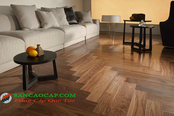 Sàn gỗ Janmi