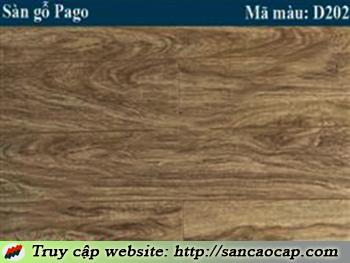Sàn gỗ Pago D202