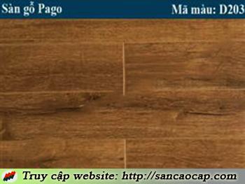 Sàn gỗ Pago D203