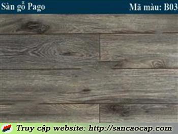 Sàn gỗ Pago B03