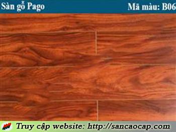 Sàn gỗ Pago B06