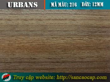 Sàn gỗ Urbans 216