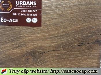 Sàn gỗ Urbans 222
