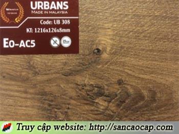Sàn gỗ Urbans 308