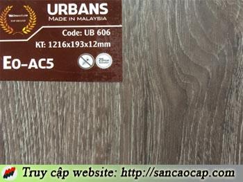 Sàn gỗ Urbans 606