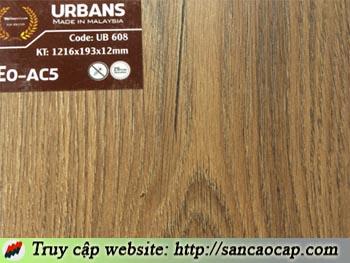 Sàn gỗ Urbans 608