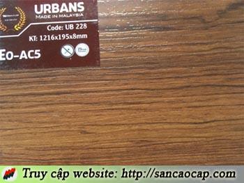Sàn gỗ Urbans 228