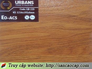 Sàn gỗ Urbans 229