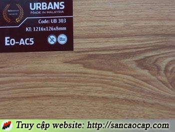 Sàn gỗ Urbans 301
