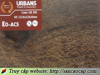 Sàn gỗ Urbans 305