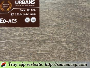 Sàn gỗ Urbans 826