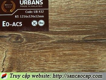 Sàn gỗ Urbans 832