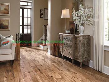 Xử lý sàn gỗ công nghiệp bị cong vênh bạn nên biết