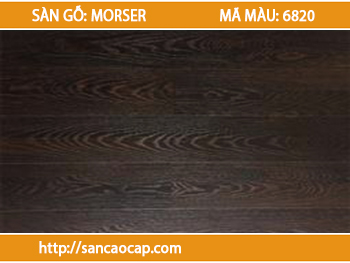 Sàn gỗ Morser 6820