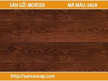 Sàn gỗ Morser 6828
