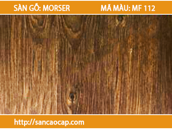 Sàn gỗ Morser MF 112