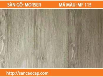Sàn gỗ Morser MF 115