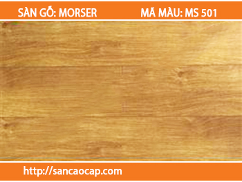 Sàn gỗ Morser MS 501