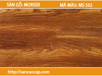 Sàn gỗ Morser MS 502