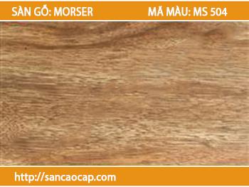 Sàn gỗ Morser MS 504