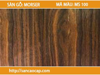 Sàn gỗ Morser MS 100
