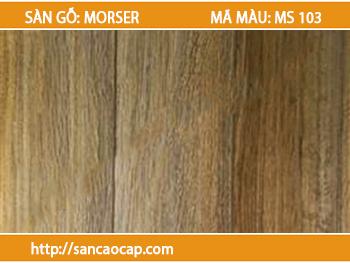 Sàn gỗ Morser MS 103