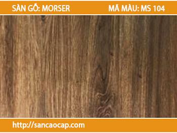 Sàn gỗ Morser MS 104