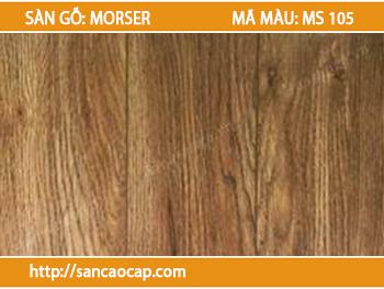 Sàn gỗ Morser MS 105