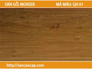 Sàn gỗ Morser QH 01