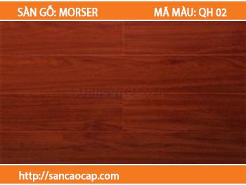 Sàn gỗ Morser QH 02