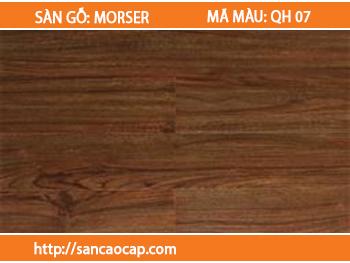Sàn gỗ Morser QH 07