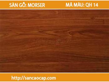 Sàn gỗ Morser QH 14