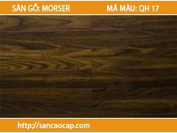 Sàn gỗ Morser QH 17