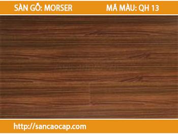 Sàn gỗ Morser QH 13