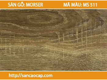 Sàn gỗ Morser MS 511